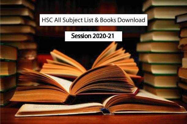 HSC Subject List