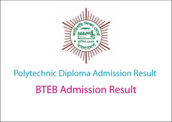 Polytechnic Admission Result