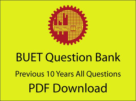 BUET Question Bank