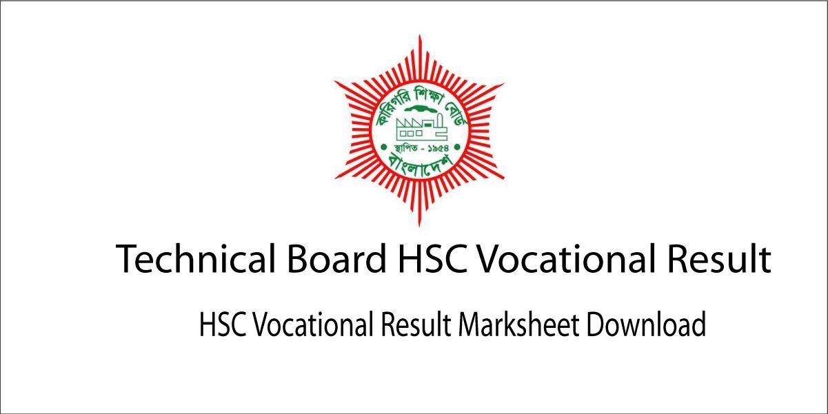 HSC Vocational Result