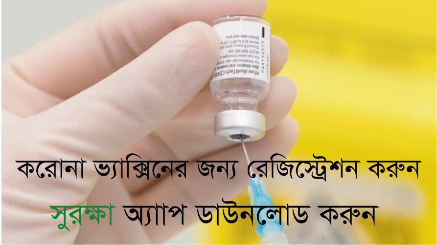Corona Virus Vaccine Registration