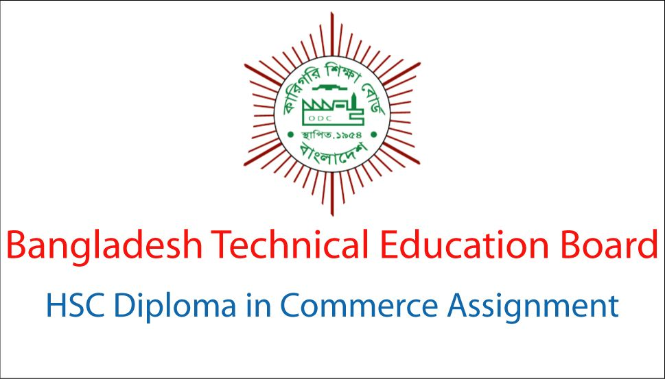 Diploma in Commerce Assignment Answer