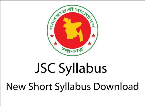 JSC Syllabus