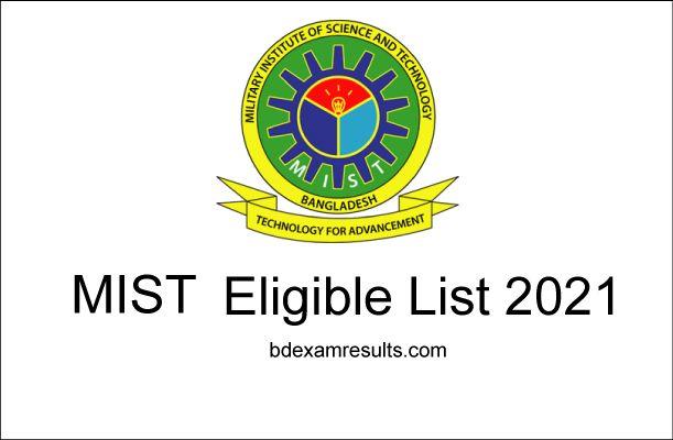 MIST Eligible List