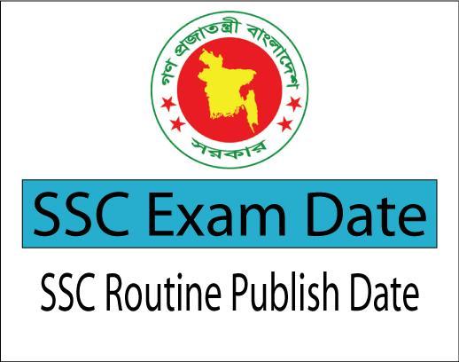 SSC Exam Date