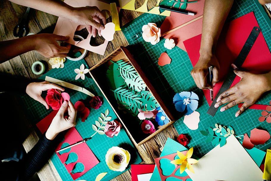 Class 6 Arts Crafts