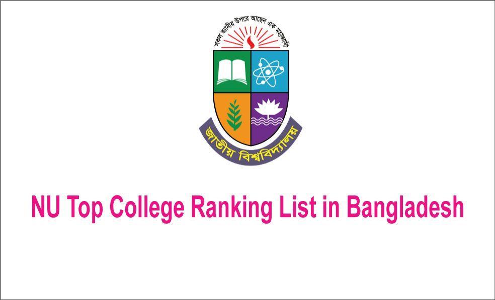 NU College List