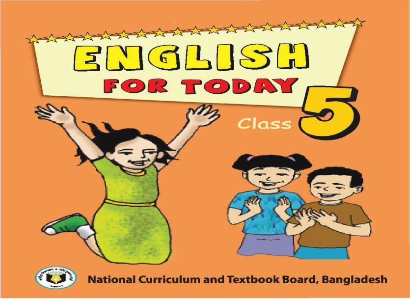 Class 5 English Book