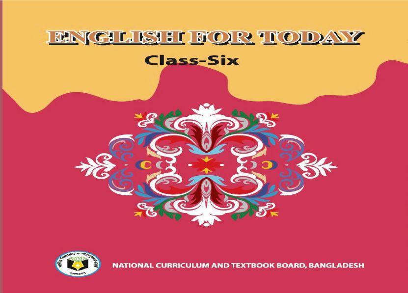 NCTB Class 6 English Book PDF
