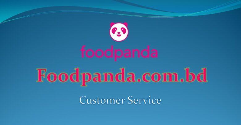 Foodpanda Bangladesh Customer Service