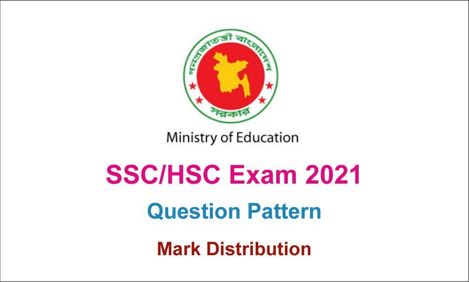 SSC-HSC New Question Pattern, Mark Distribution and Time